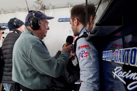 Tristan Vauthier | Fot. Spirit of Daytona Racing