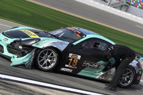 Porsche Cayman RS1   Fot. IMSA
