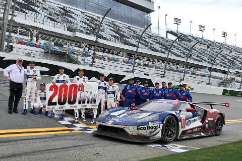Ford Chip Ganassi Racing | Fot. Rolex 24