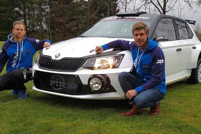 Adielsson/Johansson | Fot. Mattias Adielsson Racing