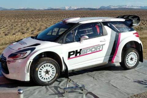 Citroën DS3 WRC | Fot. PH Sport