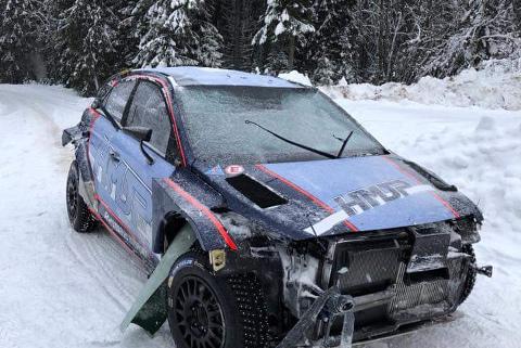 Hyundai Jariego Huttunena   Fot. Jonas Kruse