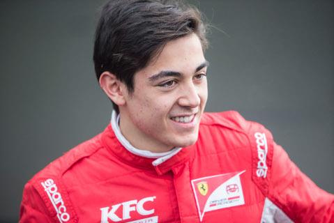 Giuliano Alesi | Fot. GP3
