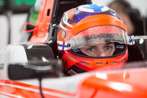 Niko Kari | Fot. GP3