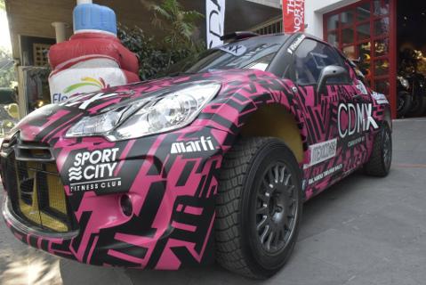 Citroën Ricardo Triviño | Fot. Facebook