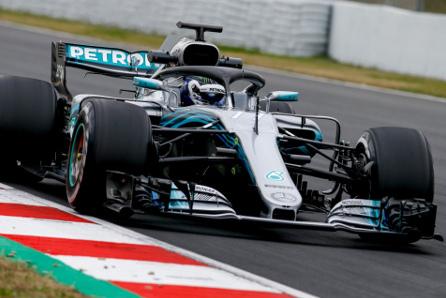 Valtteri Bottas | Fot. Mercedes AMG F1