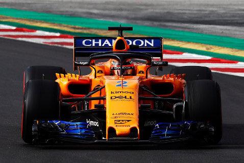 Stoffel Vandoorne | Fot. McLaren