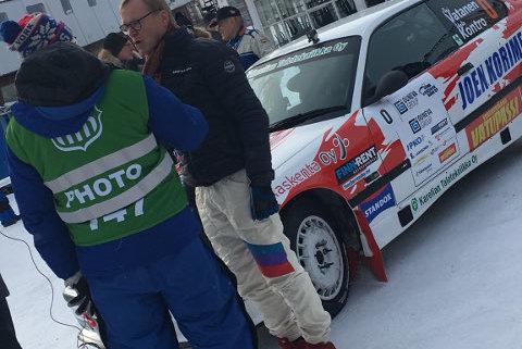 Ari Vatanen | Fot. Twitter
