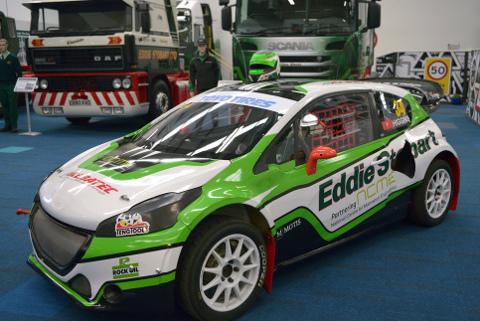 Peugeot Marka Higginsa | Fot. Albatec Racing
