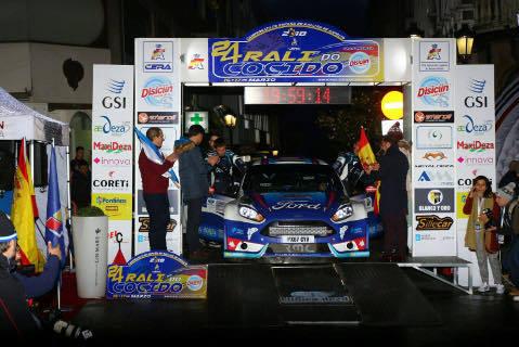 Fuster/Aviñó | Fot. RMC Motorsport