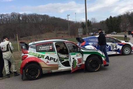 Gruszka/Sawicki | Fot. Rally America