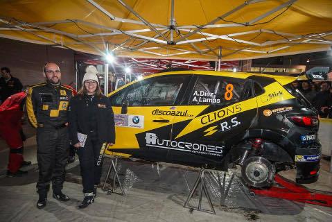 Diaz/Lamas | Fot. RMC Motorsport
