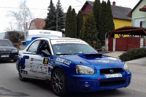 Subaru Sławomira Kurdysia   Fot. Facebook