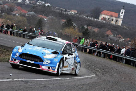 Hadik/Bacigál | Fot. Hadik Rallye Team
