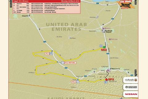 OS2 Abu Dhabi Desert Challenge
