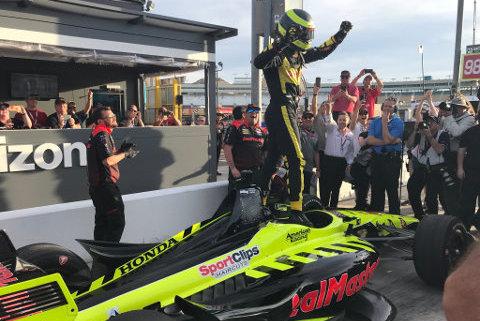Sébastien Bourdais | Fot. Dale Coyne Racing