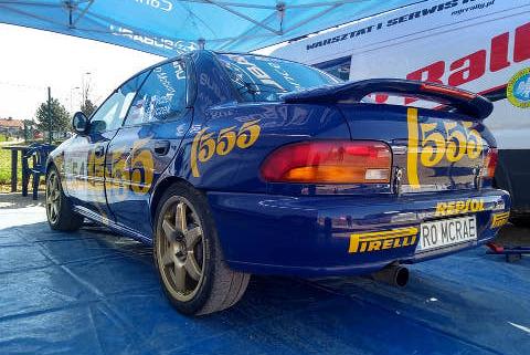 Subaru Impreza 555 | Fot. Motul HRSMP