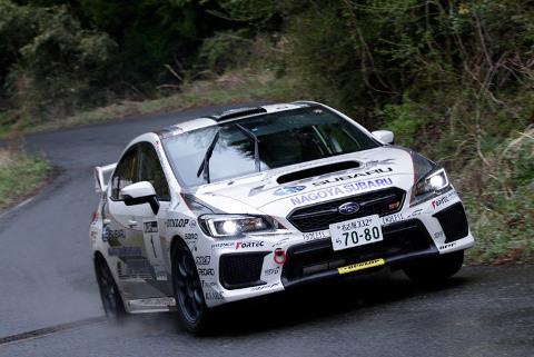 Katsuta/Ishida | Fot. Subaru