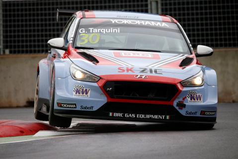 Gabriele Tarquini   Fot. FIA WTCR