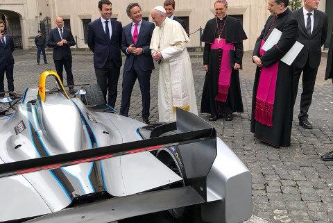 Spotkanie w Watykanie