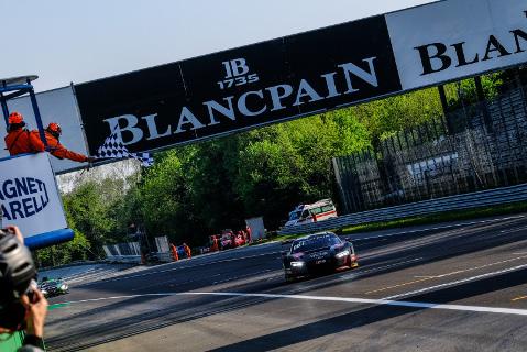 Dries Vanthoor | Fot. blancpain-gt-series.com