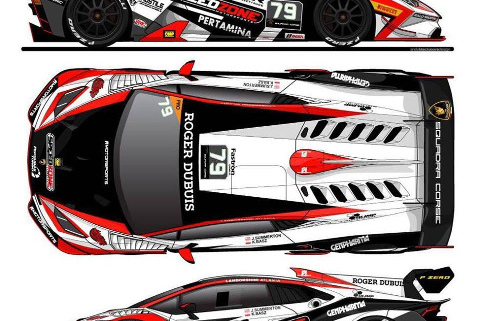Huracán P1 Motorsports