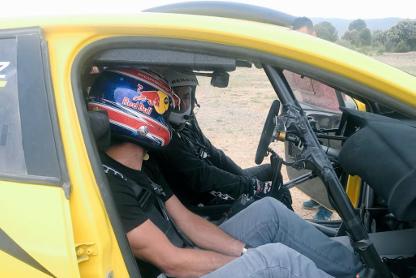 Testy Clio N5 | Fot. Renault