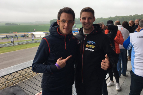 Thierry Neuville | Fot. Mettet RX