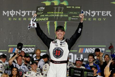 Kevin Harvick   Fot. Stewart-Haas Racing