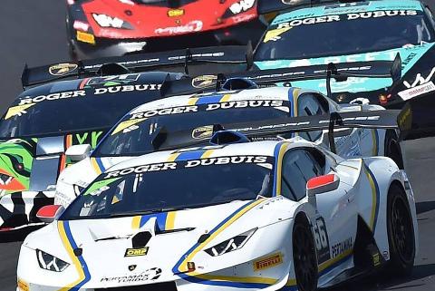 Huracán Vincenzo Sospiri Racing | Fot. VSR