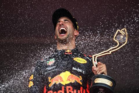 Daniel Ricciardo   Fot. XPB