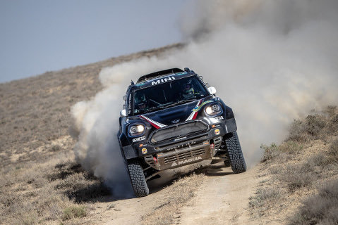 al-Rajhi/Gottschalk | Fot. Yazeed Racing