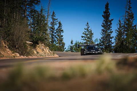Volkswagen I.D. R Pikes Peak   Fot. VW Motorsport