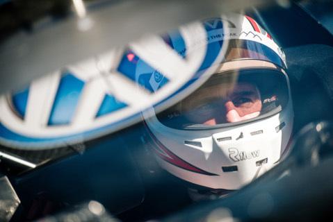 Romain Dumas   Fot. VW Motorsport