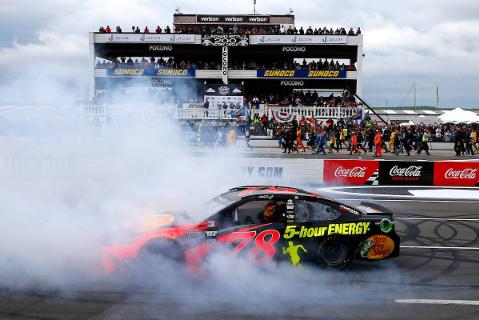 Martin Truex Jr | Fot. Toyota Racing