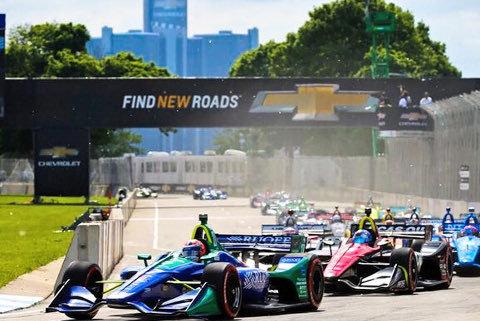 Start w Detroit | Fot. Andretti Autosport