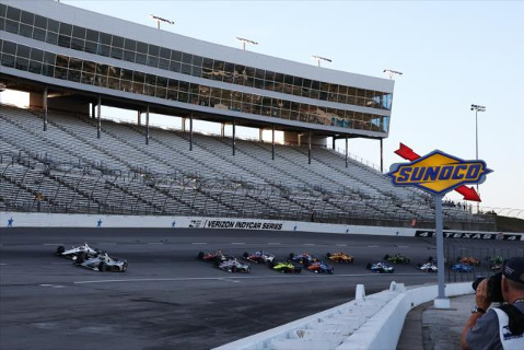 Start w Fort Worth | Fot. indycar.com