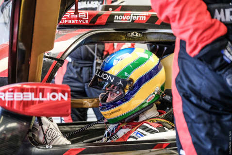 Bruno Senna | Fot. Rebellion Racing