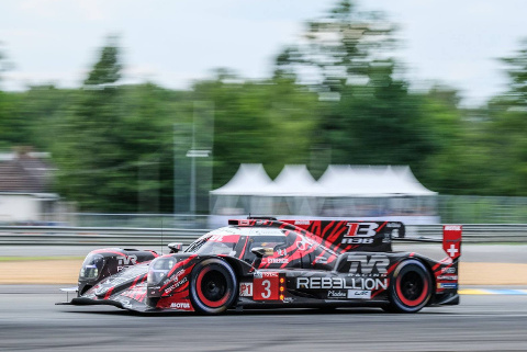 Rebellion R13 | Fot. Rebellion Racing