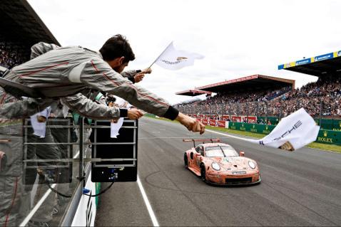 Michael Christensen | Fot. Porsche