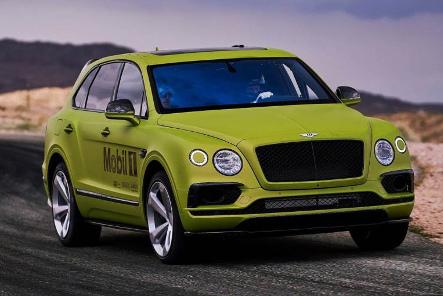 Bentley Bentayga   Fot. Bentley