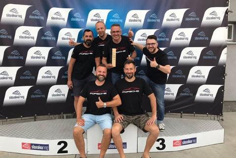 Zwycięzcy Dywizji 4 | Fot. ABGoldracing Classic
