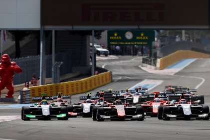 Start na Paul Ricard | Fot. GP3