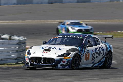 Maserati eSky WP Racing Team