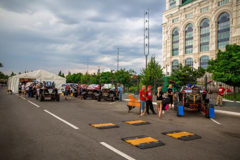 BK przed Silk Way Rally | Fot. silkwayrally.com