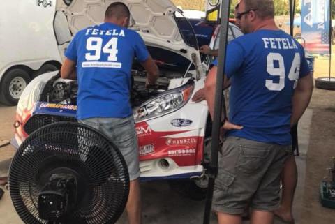 Fetela Rally Team | Fot. Facebook