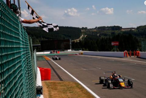 Dan Ticktum | Fot. FIA F3 Europe