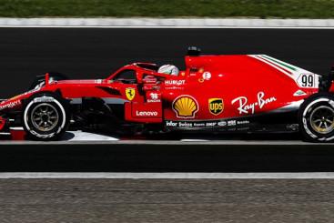 Antonio Giovinazzi | Fot. Ferrari