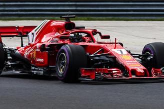 Kimi Räikkönen | Fot. Ferrari
