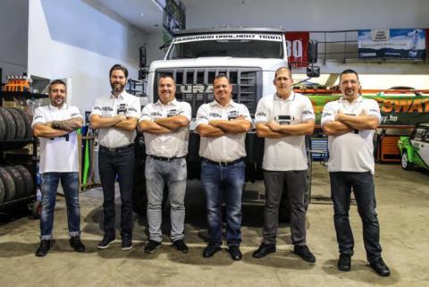 Hungarian Ural Next Team | Fot. Facebook